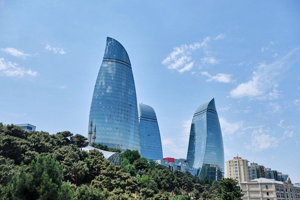 Aserbaidschan Journey, Anton Brey